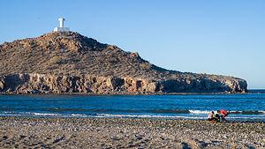 Mulege lighthouse