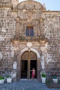 Portals of Mision San Francisco Javier