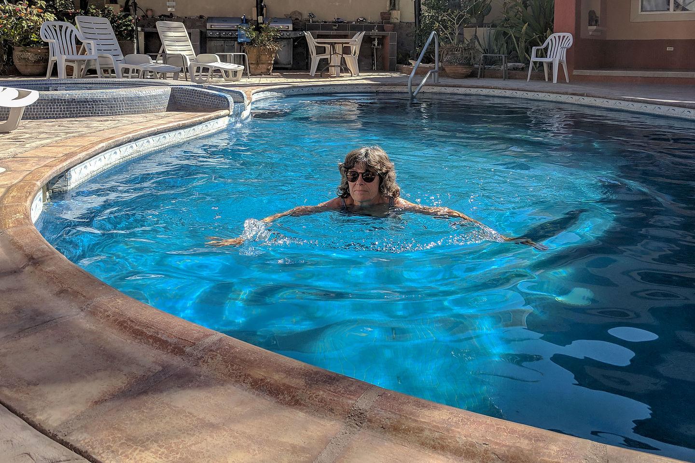 Coco Cabanas and Casitas pool