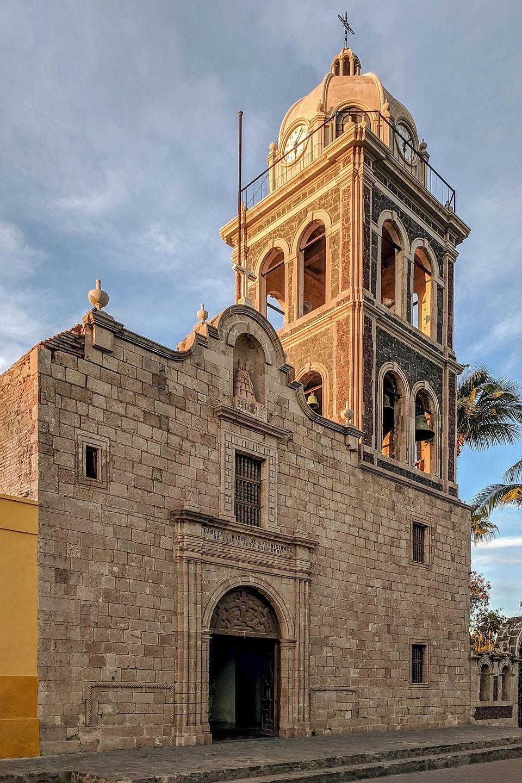 Mision Nuestra Senora de Loreto Concho - the Mother of all Missions