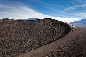Ubehebe Crater Rim