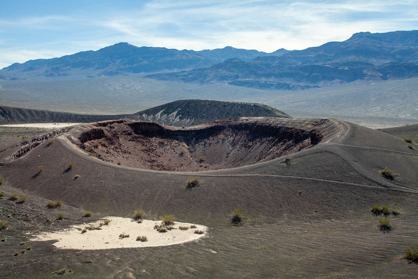 Little Hebe Crater