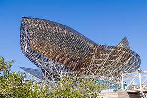 Frank Gehry's Peix (Fish)