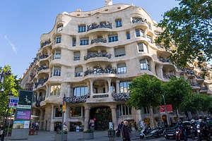 Gaudi's Casa Mila (La Predera)