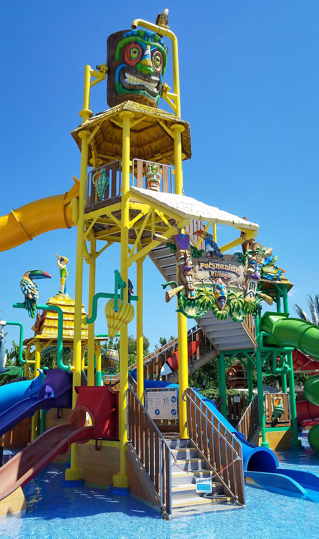 La Marina Aquamarine Park
