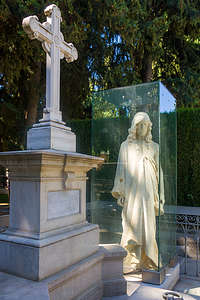 Cementerio de San José de Granada