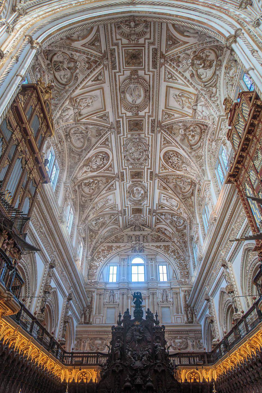 17th century Baroque-style choir