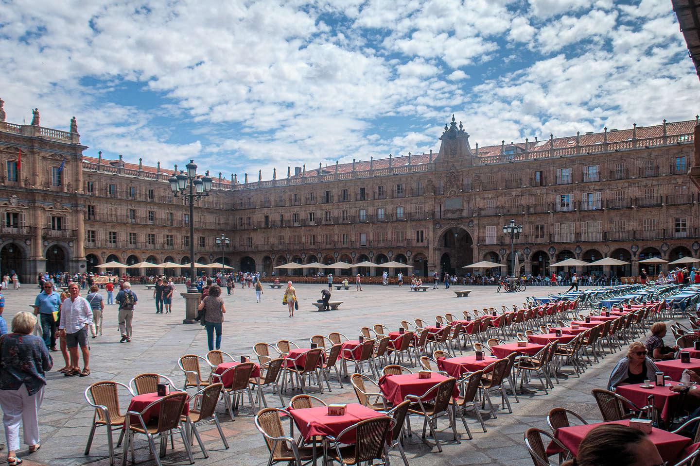 Plaza Mayor, Spain's finest plaza