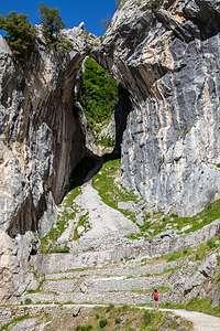 Along the Ruta del Cares trail