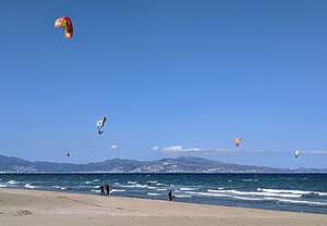 La Gaviota beach