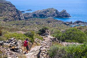 Along the Cap de Creus trail