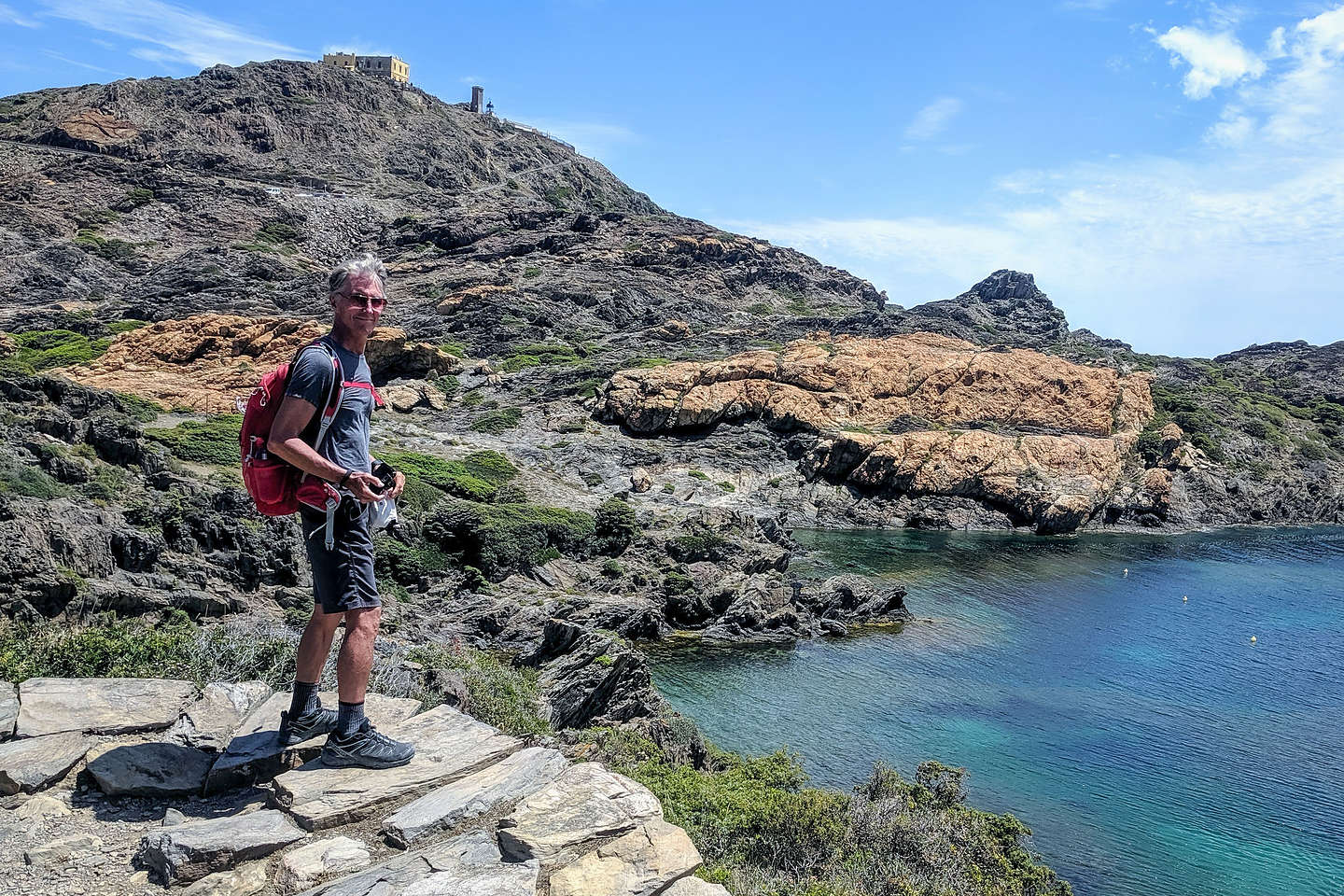 Along the Cap de Creus trail