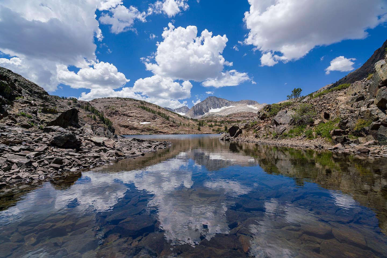 20 Lakes Basin Hike