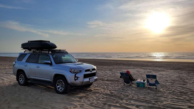 Pismo Beach camping