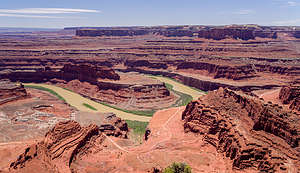 Grand View Point, Dead Horse Point State Park