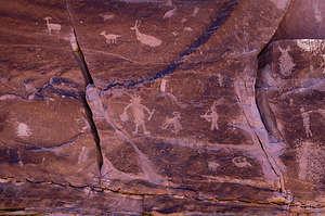 Poison Spider Mesa Petroglyphs