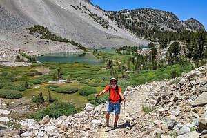 Along the Duck Pass Trail