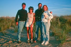 Gaidus & Bleakley adults on beach