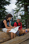 Mom and Dad planning 4-mile trail hike to Glacier Point - TJG