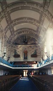 Navy Chapel